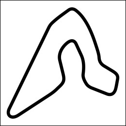 HighgateHouse Circuit Decal - Wakefield Park