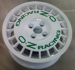 Highgatehouse Wheel Rim Decals For Oz Rims