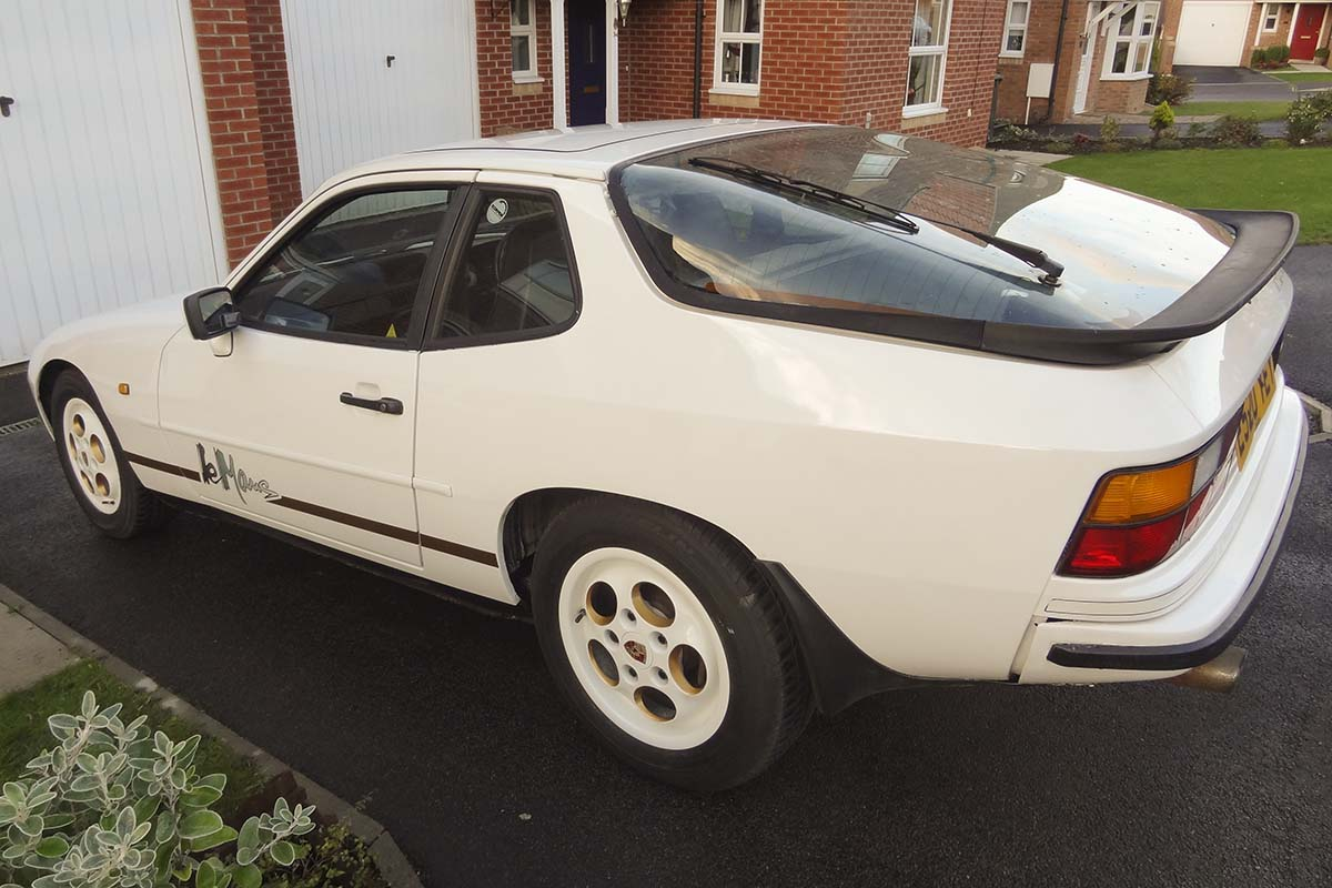 HighgateHouse Customer Car , Porsche 924 LeMans