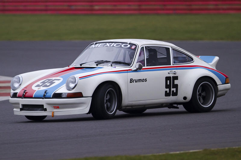 HighgateHouse Customer Car - Porsche Brumos RSR