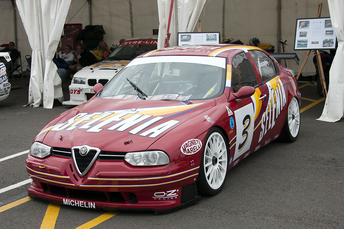 Alfa Romeo Race Cars For Sale Uk