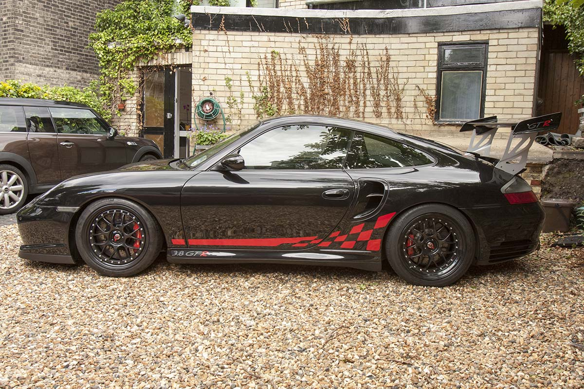 HighgateHouse Customer Car - Porsche 996 GT3
