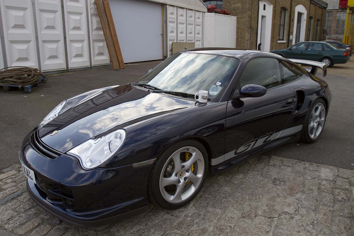 HighgateHouse Customer Car - Porsche 996 GT2