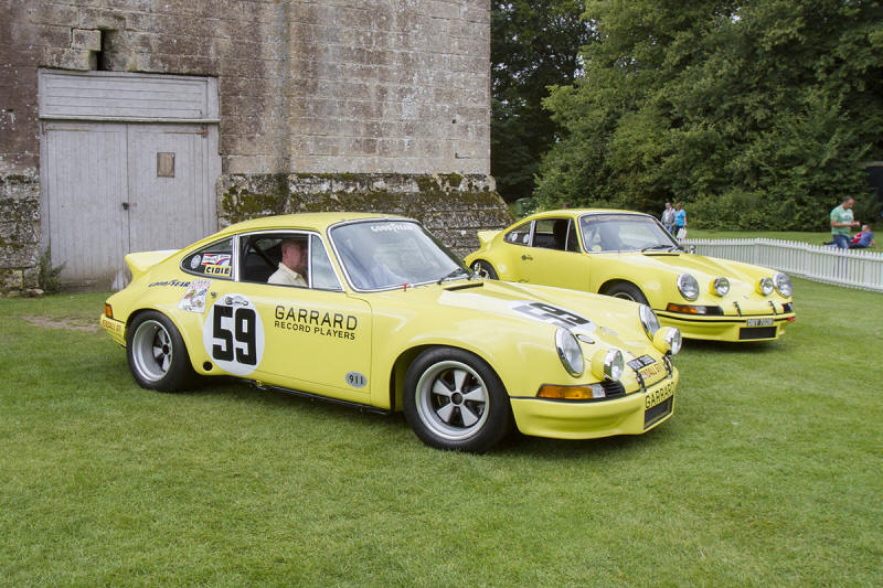 HighgateHouse Customer Car - Porsche Carrera 2.8 RSR