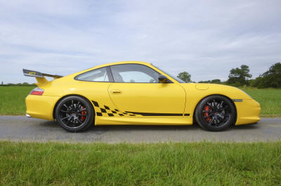 HighgateHouse Customer Car - Porsche 997 GT3
