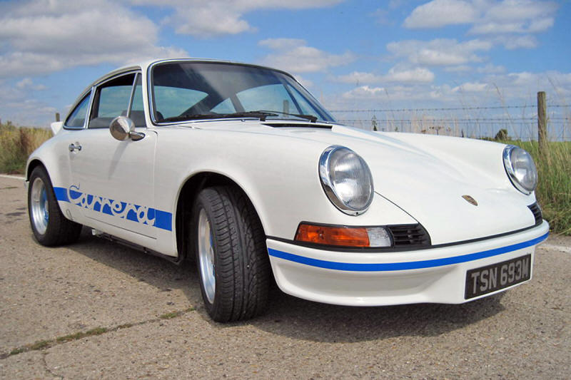 Highgate House Customer Car - Porsche 911 2.7 RS