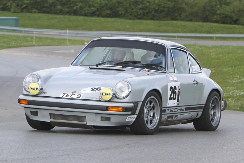 HighgateHouse Customer Car - 911SCR Phil Hindley / Tech-9 Tour Brittania Winner 2 years running
