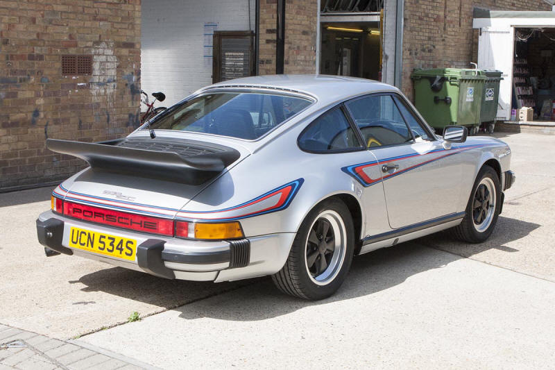 HighgateHouse Customer Car - Porsche 911SC Martini