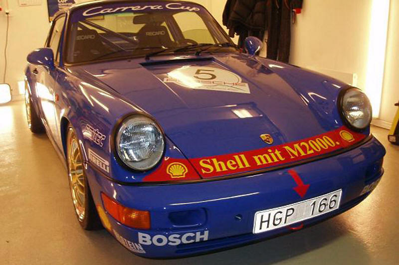 HighgateHouse Customer Car - Porsche 964 Cup
