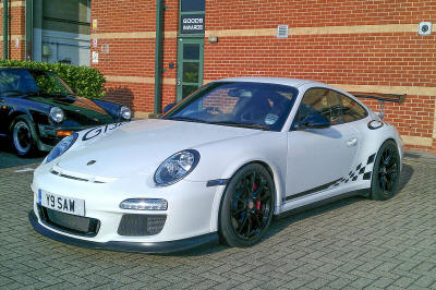HighgateHouse Customer Car - Porsche 997 GT3RS Gen2